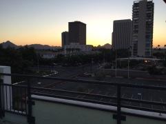 pre-dawn