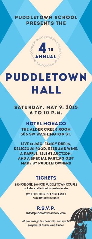 Puddletown Hall 2015