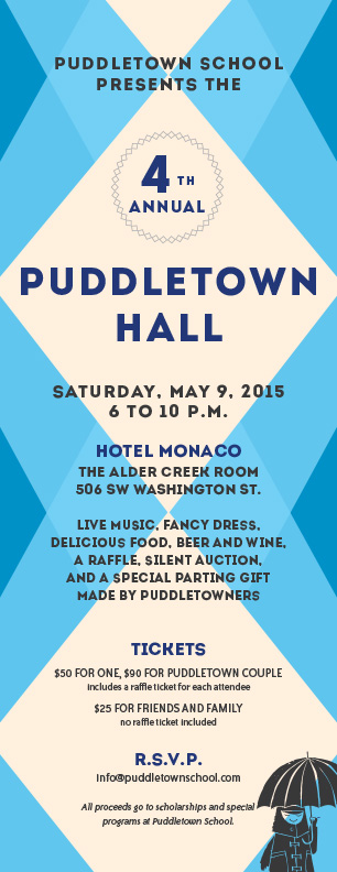 Puddletown Hall 2015