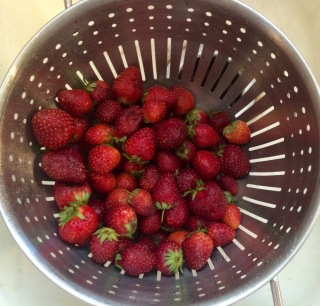 Rinse well in a colander.